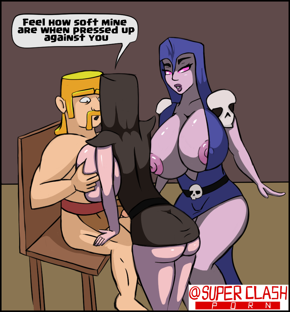 of bowler clans clash the Dbz chi chi porn comic