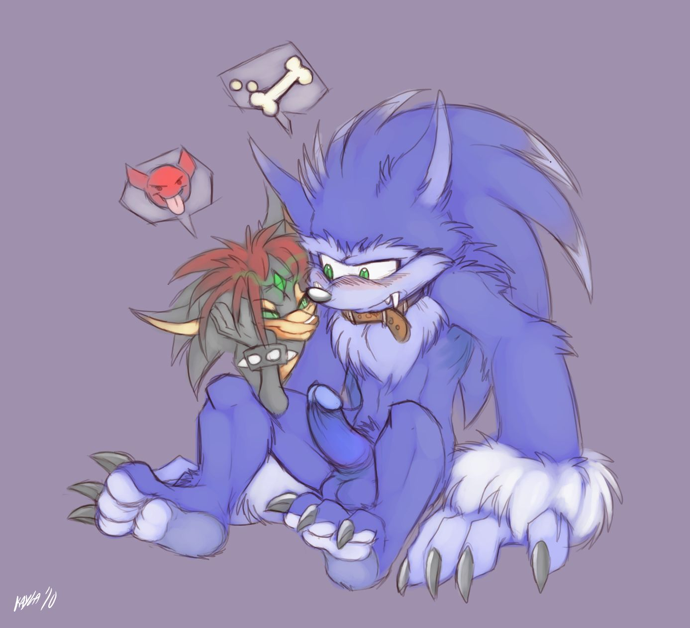 sonic hedgehog the werehog the sonic How old is rem galleu