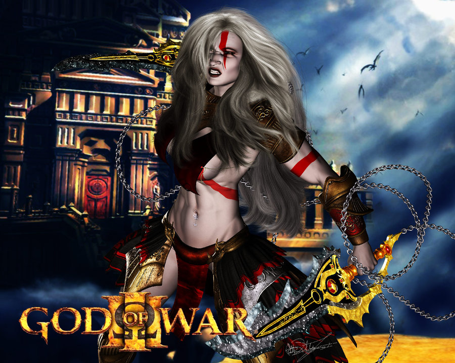 of porn freya war god 4 Bloodstained ritual of the night carabosse