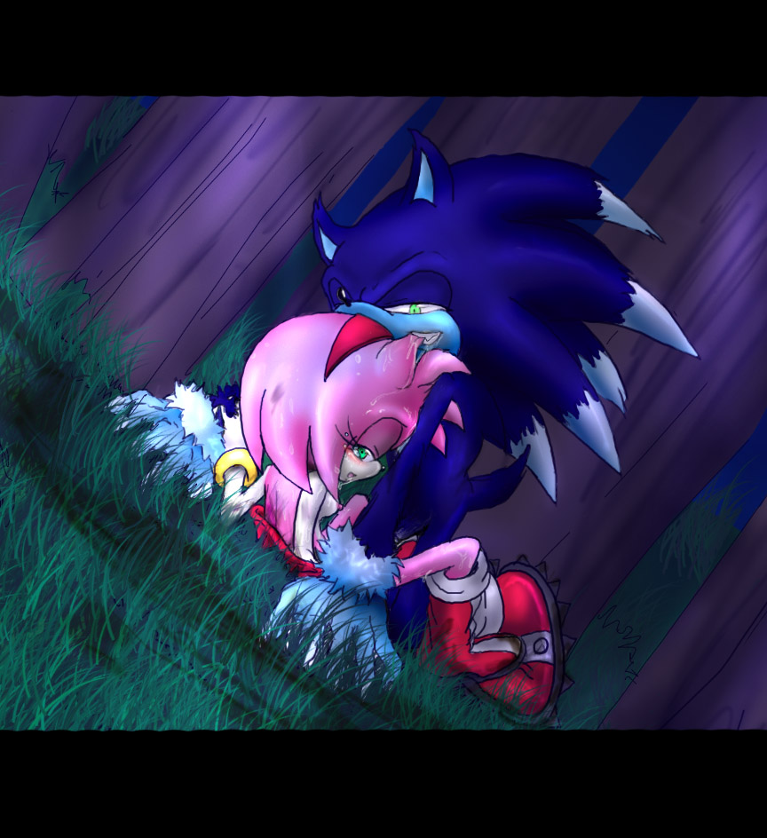 amy and of pictures sonic Dragon ball z fanfiction lemon