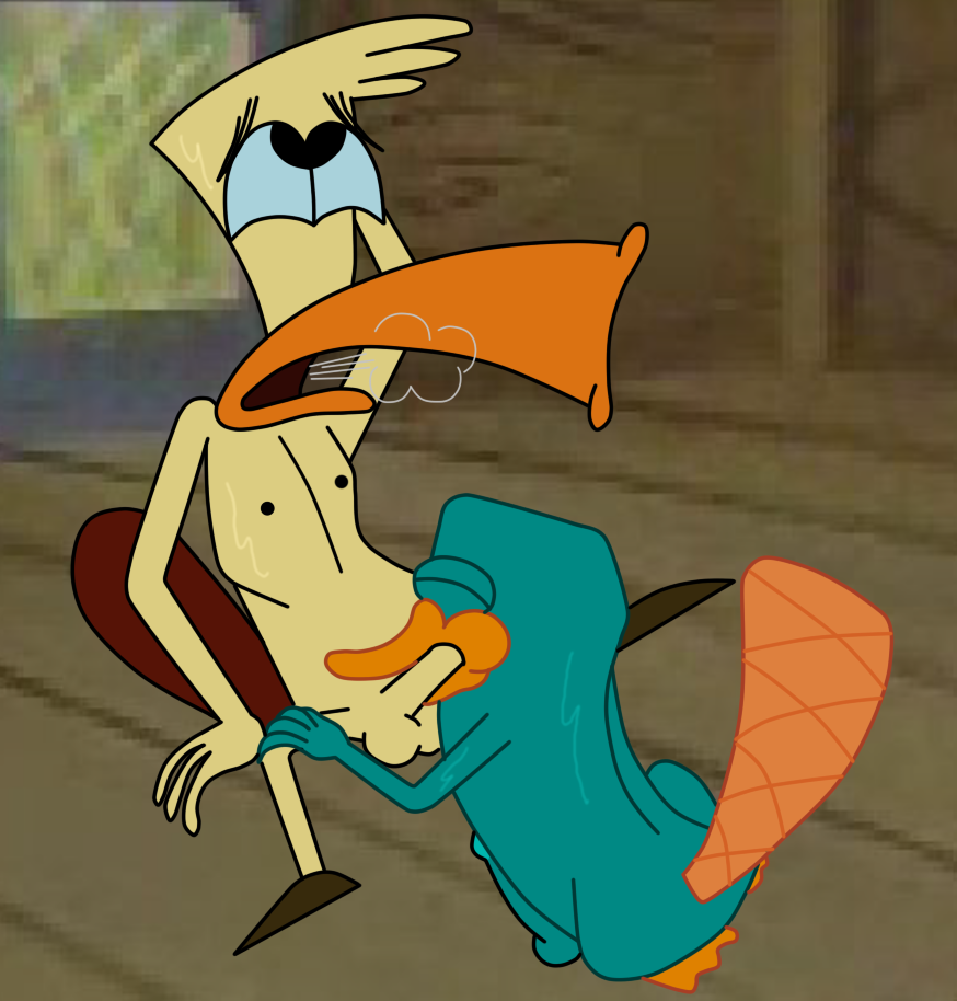 the platypus perry Red dead redemption 2 xxx