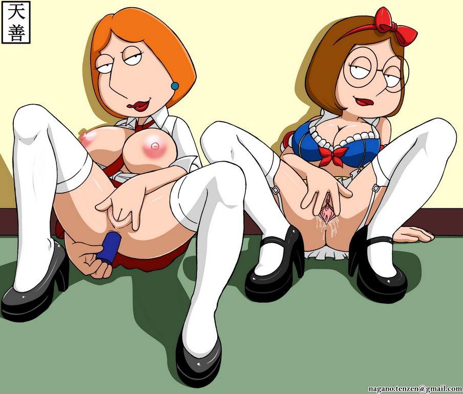 meg and lois nude griffin Speed-o-sound sonic