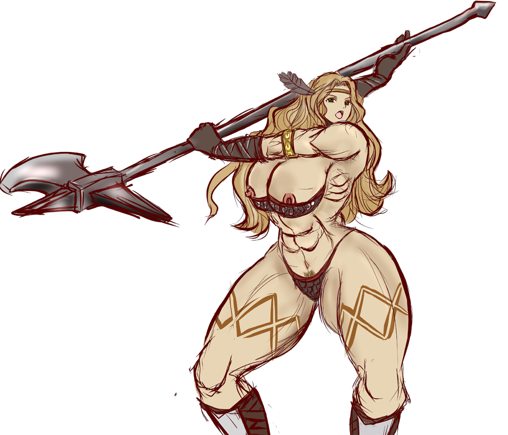 female dragon's warrior crown monk How not to summon a demon lord xxx