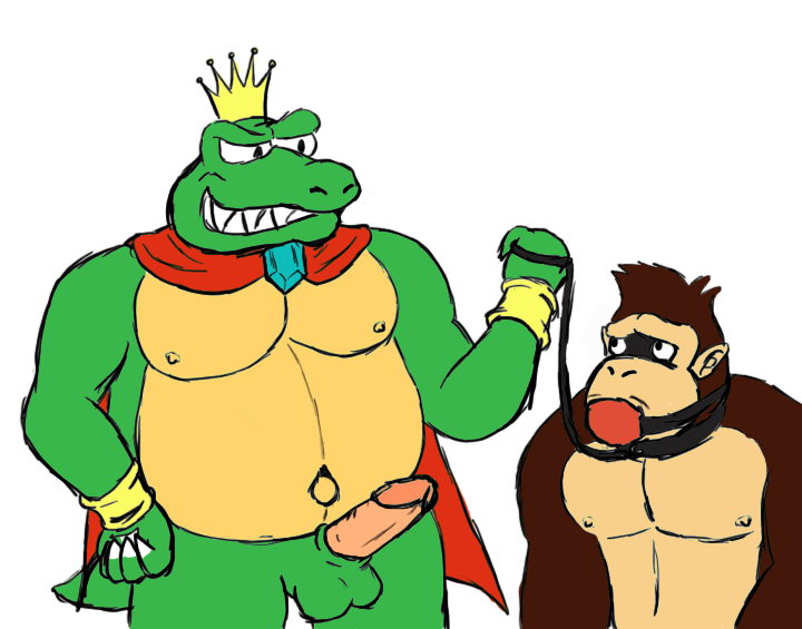 kong donkey spank once it you may The curse of cracklevania 2