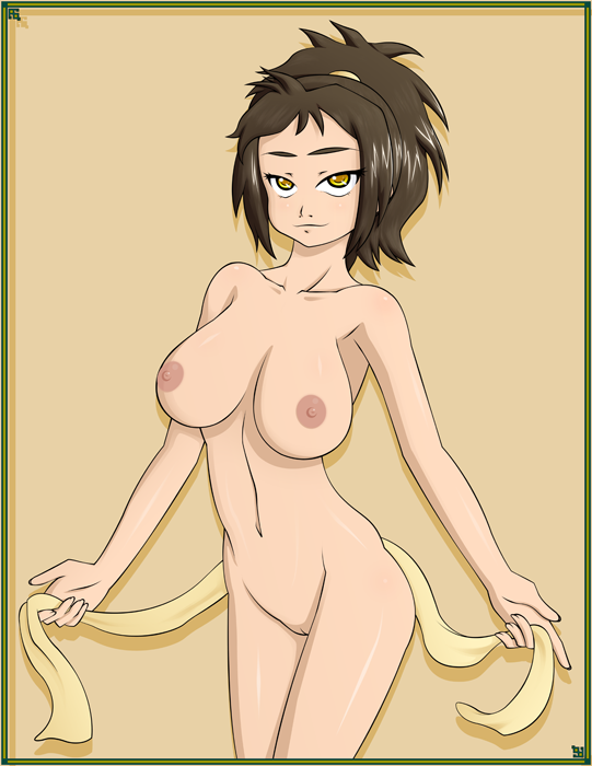 girls the avatar airbender nude last Tentacle all the way through porn