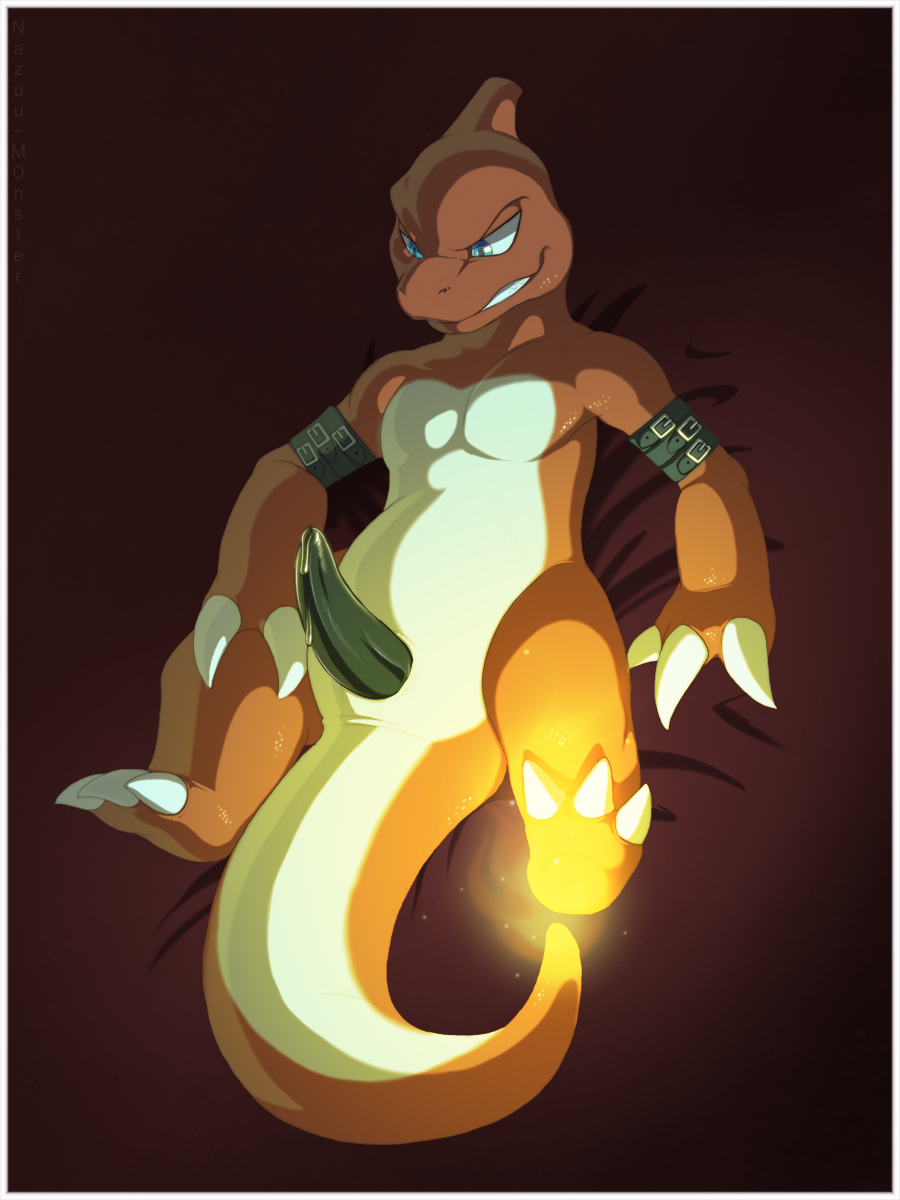 orange fire pokemon with tail Featuring dante from the devil may cry series and knuckles