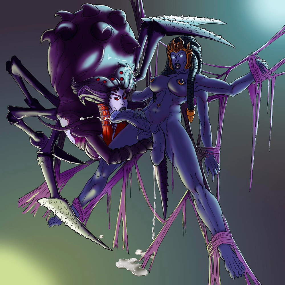 carnage web spider of shadows Resident evil 2 mr x gif