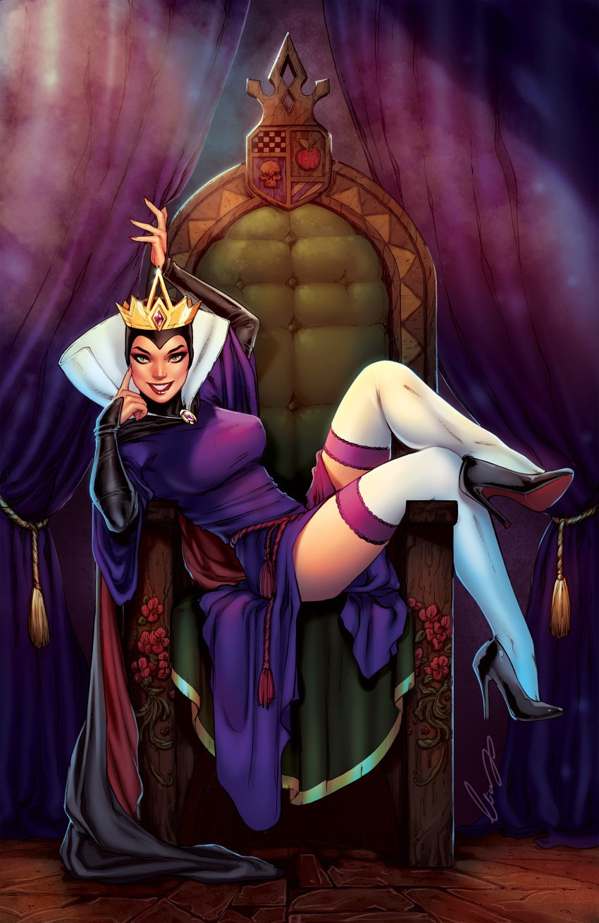 evil ever after high the queen Yuuna and the haunted hot springs nude
