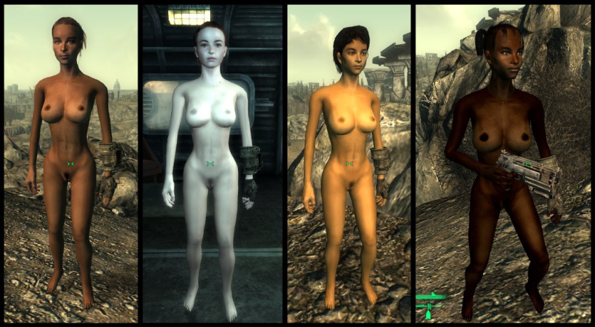 fallout nude female glorious 4 mod Maririn brothers in arms 2