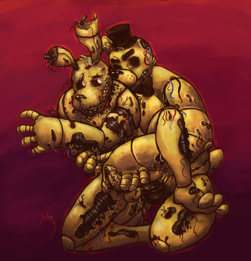 five nights freddy of xxx Chivalry of a failed knight