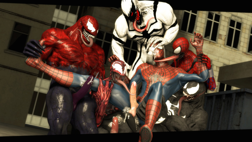 tiger man ultimate spider white marvel Maelstrom is this a zombie
