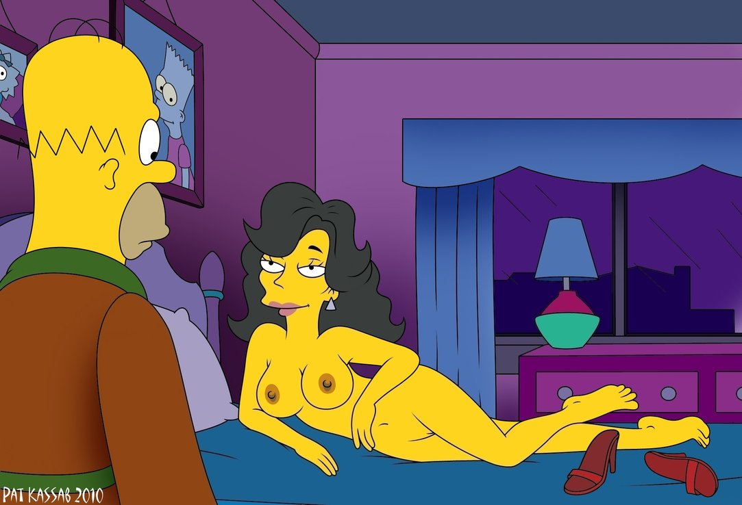 the simpsons and terri sherri Trials in tainted space aina